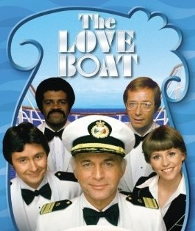 LOVE BOAT - A LEGENDARY MOVIE SERIES THAT IN THE 70-TIES PROMOTED  CRUISES  AND CRUISE SHIPS